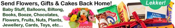 Send flowers back home